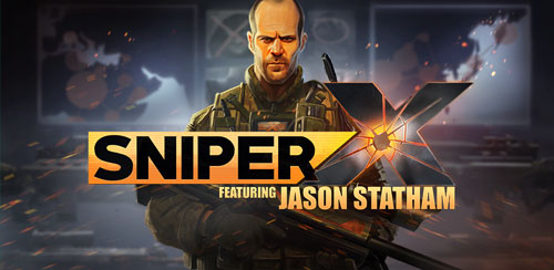 SNIPER X WITH JASON STATHAM v1.7.1