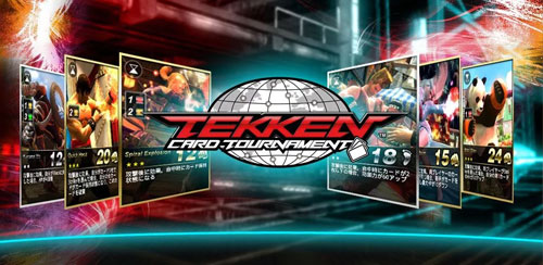 Tekken Card Tournament v3.357 + data