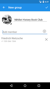 TextSecure Private Messenger v2.27.2