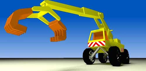 The Little Crane That Could v6.74