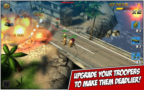 Tiny Troopers 2: Special Ops v1.3.7 + data