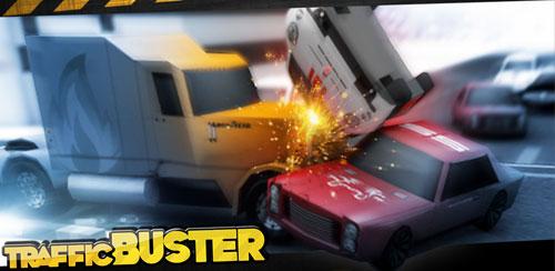 بازی کنترل ترافیک Traffic Buster v1.3