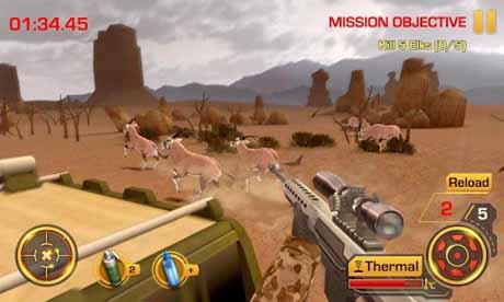 Wild Hunter 3D v1.0.4