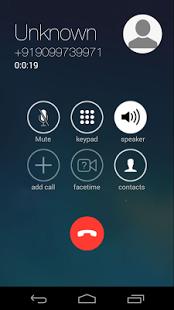 i Call screen Pro + Dialer v2.0