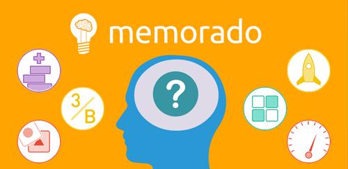 بازی ذهنی Memorado - Brain Games Premium v1.3.3