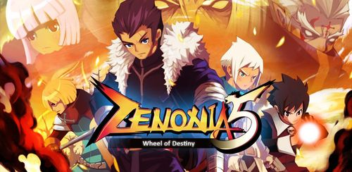 ZENONIA® 5 v1.2.8
