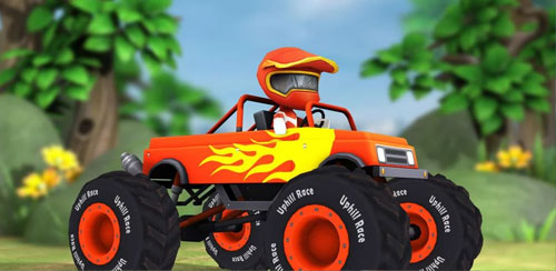Hill Racing 3D: Uphill Rush v1.06