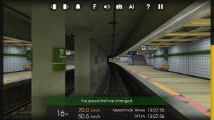 تصویر محیط Hmmsim 2 – Train Simulator v1.2.8