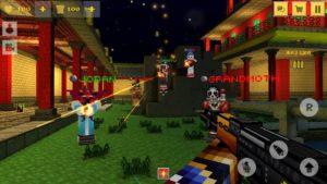 تصویر محیط Block Force – Cops N Robbers v2.2.4