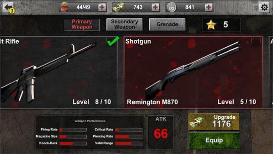 The Zombie: Gundead v1.4.8 + data