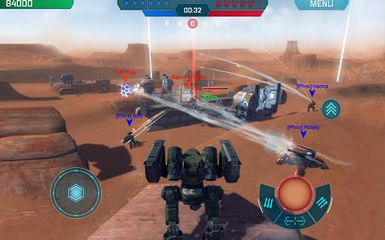 War Robots v3.2.0 + data