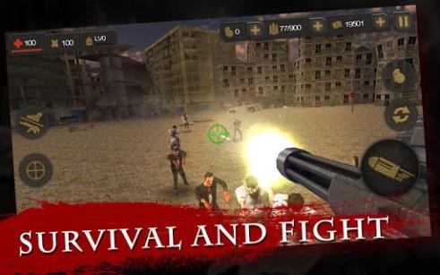 Zombie Hell 3 v0.9