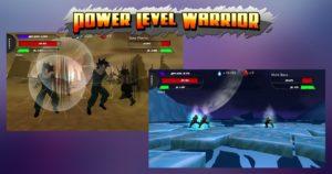 تصویر محیط Power Level Warrior v1.1.7p1