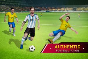 تصویر محیط Soccer Star 2020 World Football: World Star Cup v4.2.9