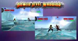 تصویر محیط Power Level Warrior v1.1.7p1