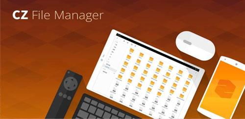 CZ File Manager v5.3.3