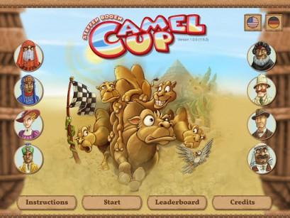Camel Up v1.1.0