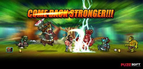 بازی نقش آفرینی با قدرت بازگرد Come Back Stronger v1.01