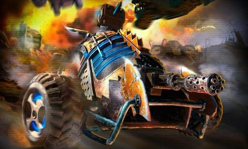 Death Racing: Road Killer 1.4
