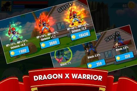 Dragon X Fighter : Dark Storm v1.1.2