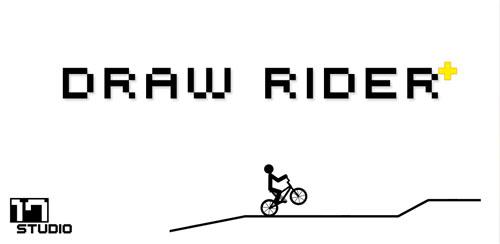 بازی دوچرخه سواری Draw Rider + v6.1