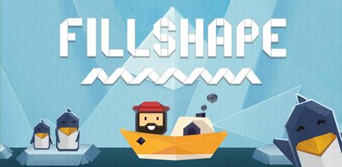 بازی فکری پر کردن اشکال Fillshape (premium) v1.0.1