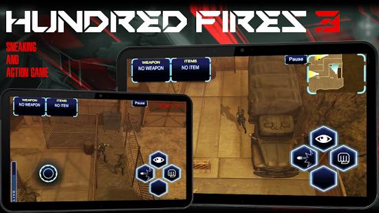 HUNDRED FIRES 3 Sneak & Action v1.1 + data