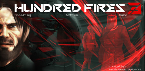 بازی یکصد آتش سوزی HUNDRED FIRES 3 Sneak & Action v1.1