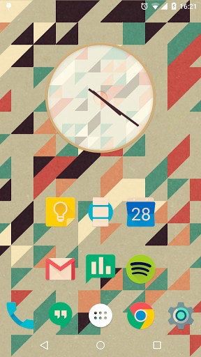 Iride UI is Hipster Icon Pack v1.2.5
