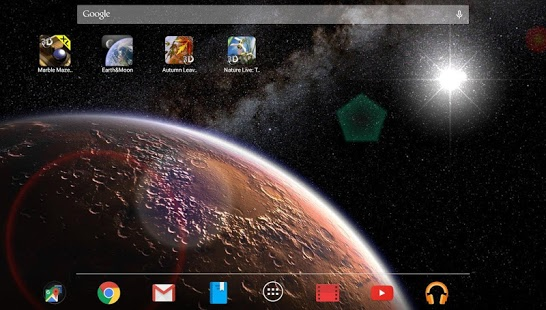 Mars in HD Gyro 3D XL v1.1