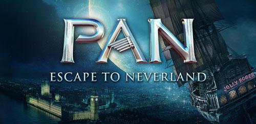 بازی پن فرار با ناکجا آباد PAN: Escape to Neverland v1.2