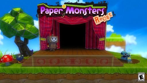 Paper Monsters Recut Deluxe v1.18 + data