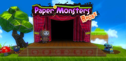 Paper Monsters Recut v1.17 + data