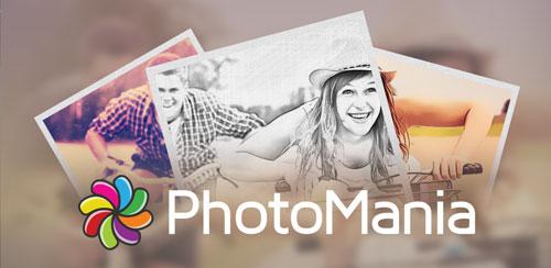 دانلود نرم افزار PhotoMania – Photo Effects v1.7 برای اندروید