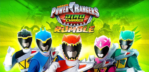 Power Rangers Dino Charge v1.4.0