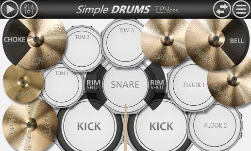 Simple Drums v1.0.0