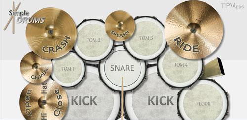 شبیه ساز درام Simple Drums v1.0.0