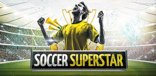 بازی ستارگان فوتبال Soccer Star 2016 World Cup v1.9.3