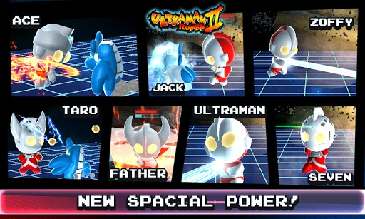 Ultraman Rumble 2 : Heroes Arena v1.72