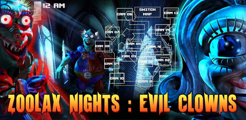Zoolax Nights:Evil Clowns Full v1.8.2 + data