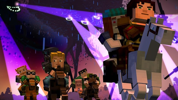Minecraft: Story Mode v1.37 + data