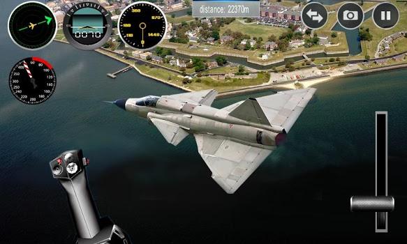 Plane Simulator 3D v1.0.5
