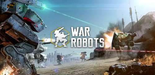 War Robots v4.1.1 + data