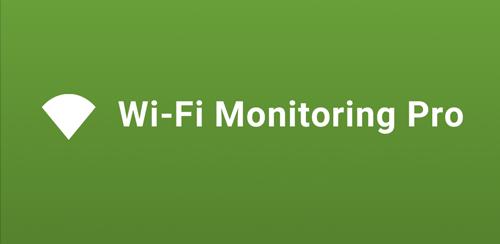 نرم افزار مونیتورینگ شبکه وای فای Wi-Fi Monitoring Pro v1.3