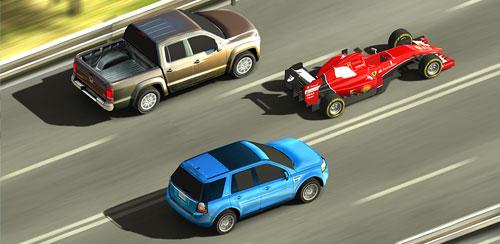 بازی سرعتی فرمول یک در جاده Pole Position Formula Racing v1.1