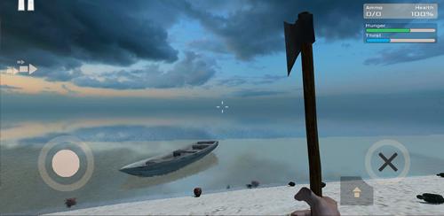 بازی جزیره بقا Survival Island v2.38