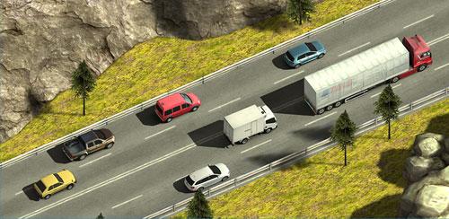 بازی ماشین سواری بزرگراه Need for Racer v1.0