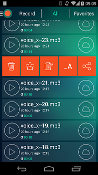Voice Recorder – Dictaphone v2.6