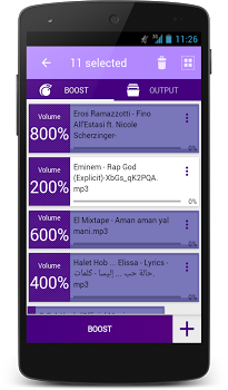 MP3 VOLUME BOOST GAIN LOUD PRO v4.7