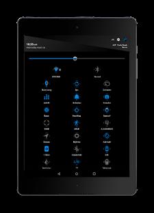 Blu XS CM12 Theme v0.3.7